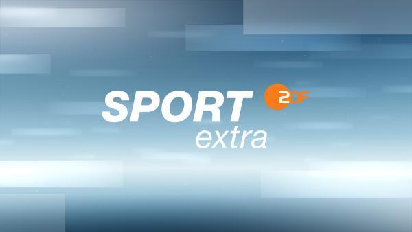 """Bild 1 von 2: Logo """"ZDF SPORTextra""""."""