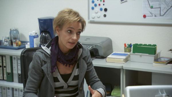Bild 1 von 20: Macht Täter vor laufender Kamera dingfest: Kommissarin Cornelia Niedrig ...