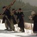 Skier erobern den Schwarzwald