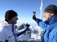 Die Zugspitze - Klimaforschung auf Deutschlands höchstem Berg