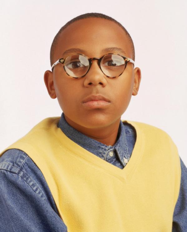 Bild 1 von 21: (3. Staffel) - Stevie (Craig Lamar Taylor), der im Rollstuhl sitzende, gewitzte Junge, lässt gemeinsam mit Malcolm nichts anbrennen ...