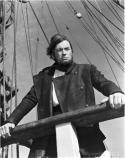 Gregory Peck in: Moby Dick