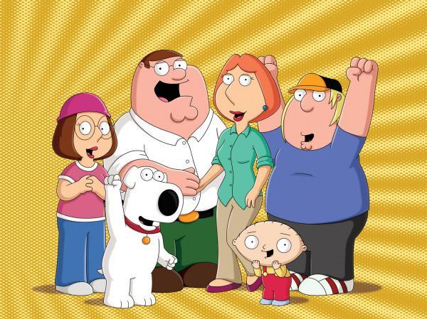 Bild 1 von 34: (13. Staffel) - Eine Familie der besonderen Art: Die Griffins ...