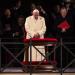 Bilder zur Sendung: Papst Franziskus betet den Kreuzweg