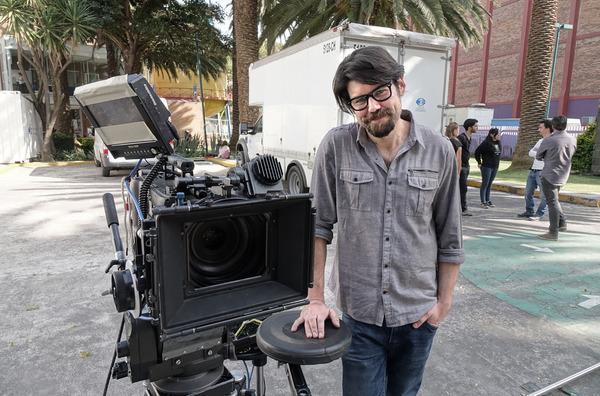 Bild 1 von 6: Der Filmregisseur Ivan Lomeli hat mehr als 20 Jahre Erfahrung in der mexikanischen audiovisuellen Industrie.