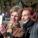 Bilder zur Sendung: Annemie H�lchrath & Ute Lemper