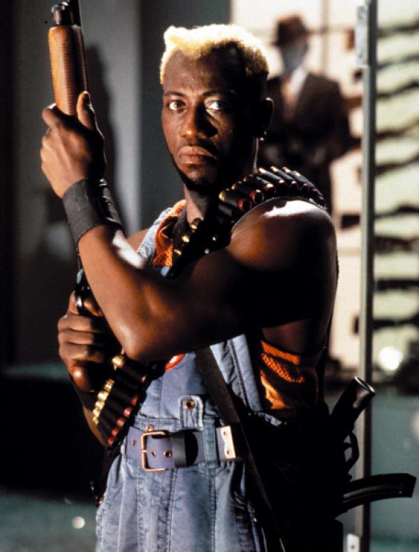 Bild 1 von 19: Landet plötzlich in einer Welt ohne böse Worte und Gewalt: der Gangster Phoenix (Wesley Snipes) ...