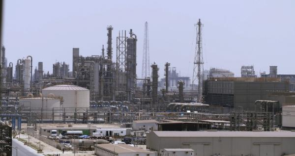 Bild 1 von 4: Öl hat Saudi-Arabien reich gemacht. Doch in Zeiten sinkender Ölpreise muss das Land umsteuern. Erstmals seit Jahren wurden jüngst die Gehälter der Staatsbediensteten gesenkt.