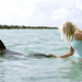 Die Delphinflüsterin