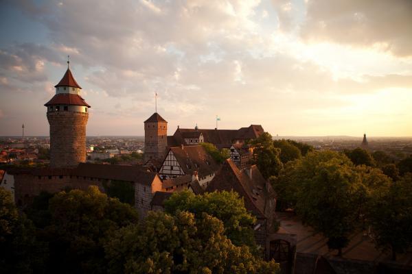 Bild 1 von 1: Nürnberger Stadtimpressionen.