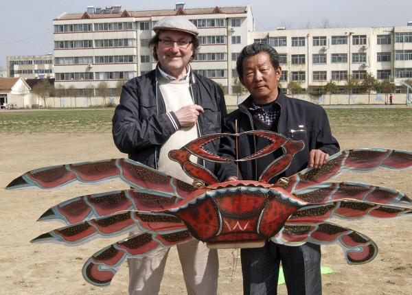 China - Die Himmelsstürmer von Weifang