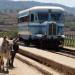 Mit dem Zug durch Madagaskar
