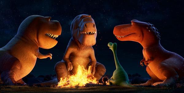 Bild 1 von 15: V.l.: Nash, Butch, Spot, Arlo und Ramsey