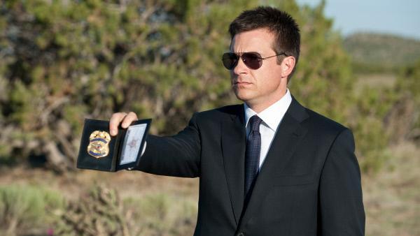 Bild 1 von 9: Special Agent Lorenzo Zoil (Jason Bateman)