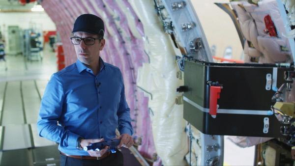 Bild 1 von 5: Schon jetzt verbaut Airbus Ersatzteile aus dem 3D-Drucker.