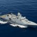 Bilder zur Sendung: Peter Willemoes - Hightech-Fregatte der dänischen Marine