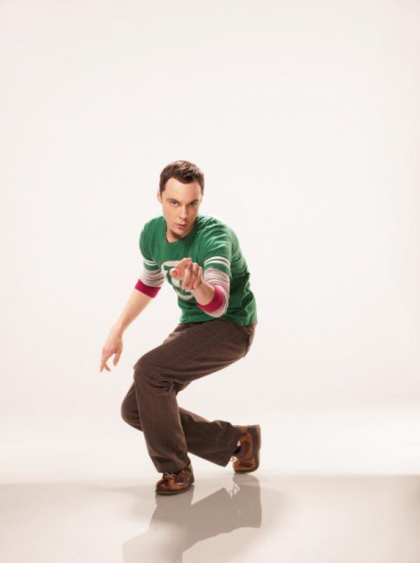 Bild 1 von 44: (4. Staffel) - Bringt seine Freunde oft zur Verzweiflung: Sheldon (Jim Parsons) ...