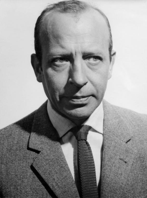 Bild 1 von 1: Konrad Georg als Kommissar Werner Freytag.