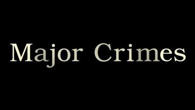 """Bild 1 von 1: Das Logo zur Serie """"Major Crimes""""."""