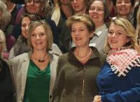 Die Feministin vom Bundeshaus