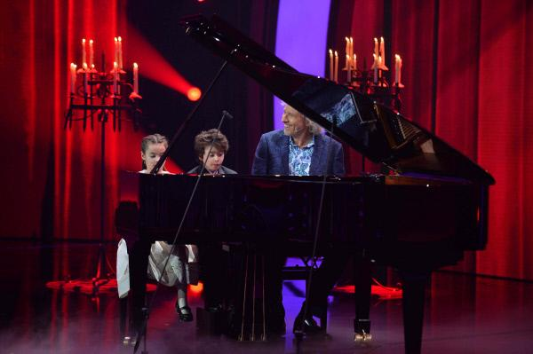 Little Big Stars mit Thomas Gottschalk