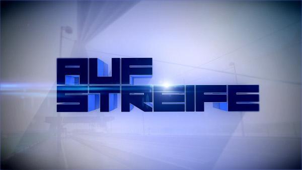 Bild 1 von 1: Auf Streife - Logo
