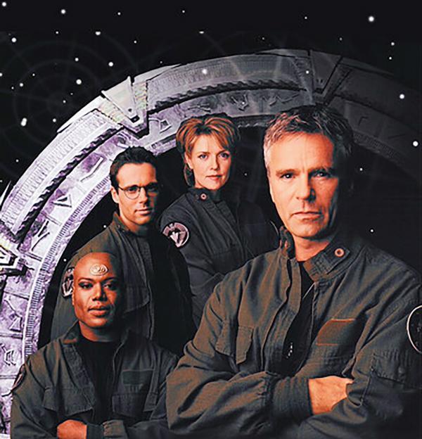 Bild 1 von 1: Stargate Kommando SG-1