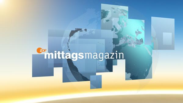 """Bild 1 von 2: Logo: """"ZDF-Mittagsmagazin""""."""