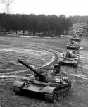 Moderne Kriegsführung - Kolosse aus Stahl