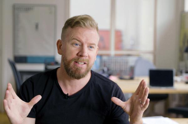 Bild 1 von 4: ?Kurzschluss - Das Magazin? trifft Axel Danielson in Göteborg.