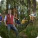 Bilder zur Sendung: Die Baumhaus-Profis - Was im Wald verloren ging
