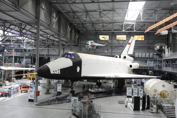 Bild 1 von 1: Das sowjetische Raumschiff \