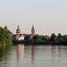 Am hessischen Main und Rhein