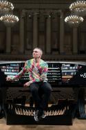 Cameron Carpenter im Konzerthaus Berlin