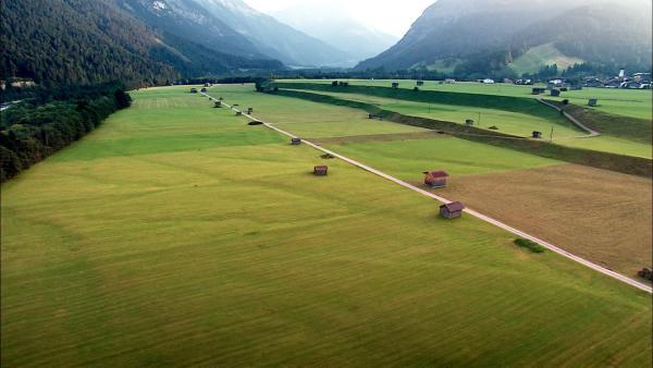Bild 1 von 5: Lechtal Geländestufe
