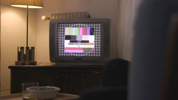 Bild 1 von 1: Als der Fernsehabend noch ein Ende hatte