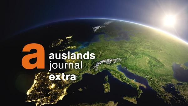 """Bild 1 von 2: Logo """"auslandsjournal extra"""""""