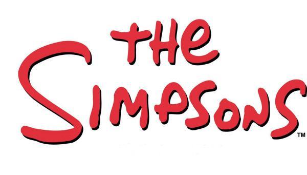 Bild 1 von 15: The Simpsons - Logo ...