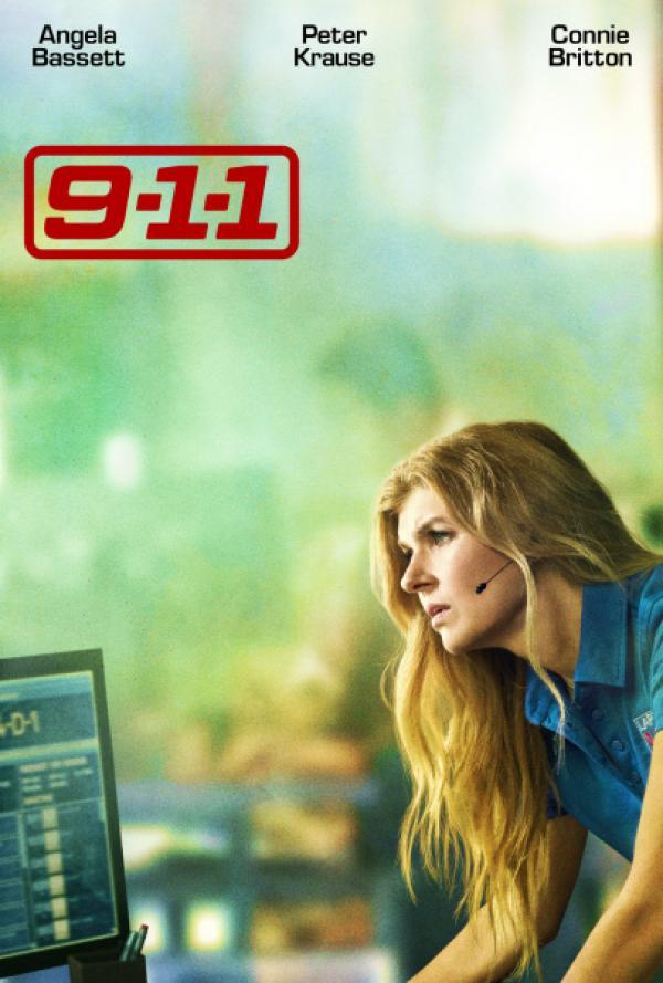 Bild 1 von 22: (1. Staffel) - 9-1-1- Artwork - Abby Clark (Connie Britton)
