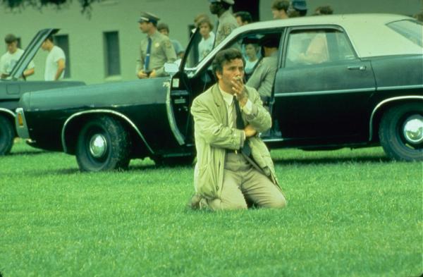 Bild 1 von 3: Columbo (Peter Falk)
