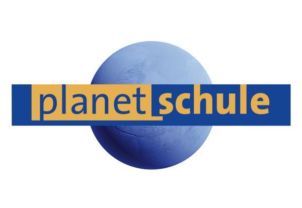 Bild 1 von 1: Planet Schule - Logo