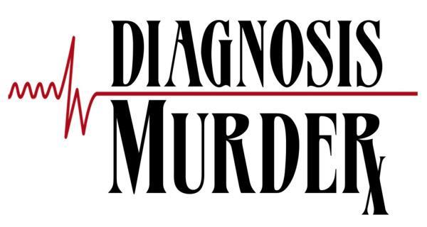 Bild 1 von 4: DIAGNOSE: MORD - Originaltitel Logo