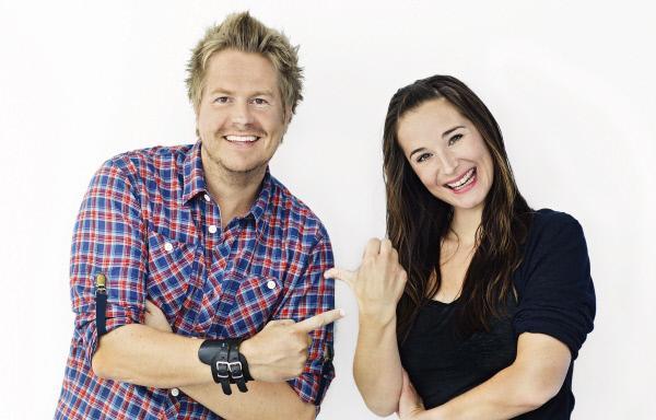 Bild 1 von 1: Sarah von Neuburg und Lars-Christian Karde