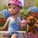 Bilder zur Sendung: Barbie und ihre Schwestern in: Das große Hundeabenteuer