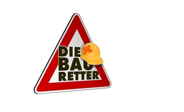 Bild 1 von 9: Die Bauretter - Logo