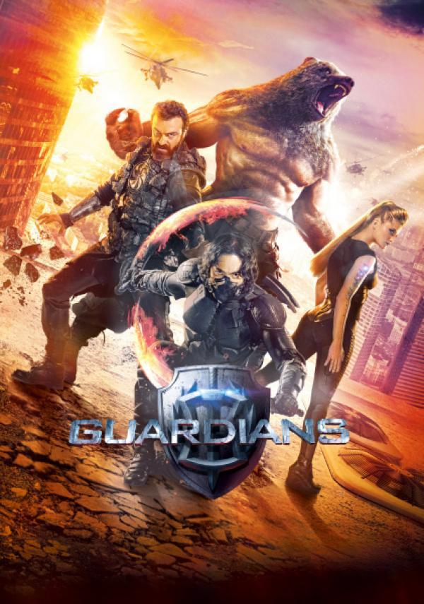 Bild 1 von 7: Guardians - Beschützer Cover