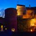 Burgen und Schlösser zur Weihnachtszeit