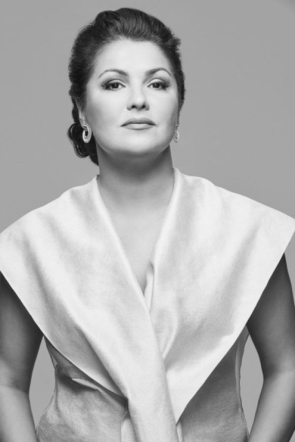 Bild 1 von 2: Es gilt als das Highlight der Salzburger Festspiele 2017: Anna Netrebko singt erstmals die Titelpartie in \