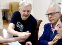 Bilder zur Sendung: In der Falle - Julian Assange zwischen Politik und Justiz