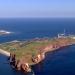 Die Nordsee von oben